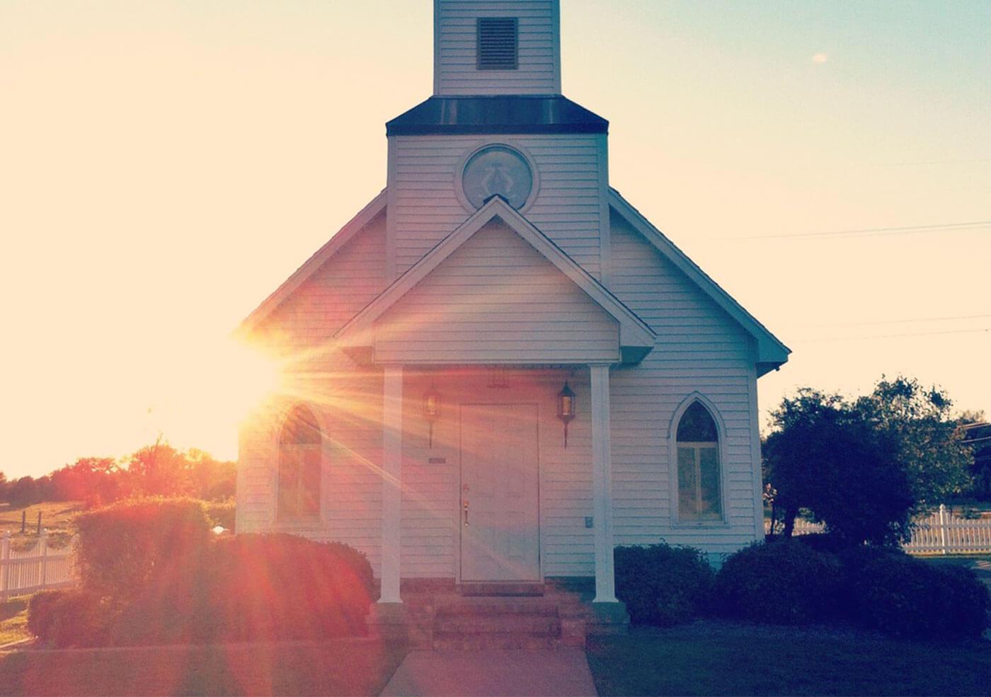 religious freedom church image