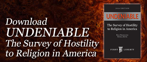 undeniable-Banner The Survey of Hostility to Religion America