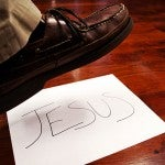 First Liberty defends university student suspended after refusing to stomp on 'Jesus'