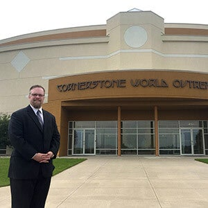 Cornerstone World Outreach Church Case