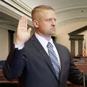 Taking the Oath   First Liberty