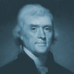 """Thomas Jefferson's """"Wall of Separation between Church and State"""""""