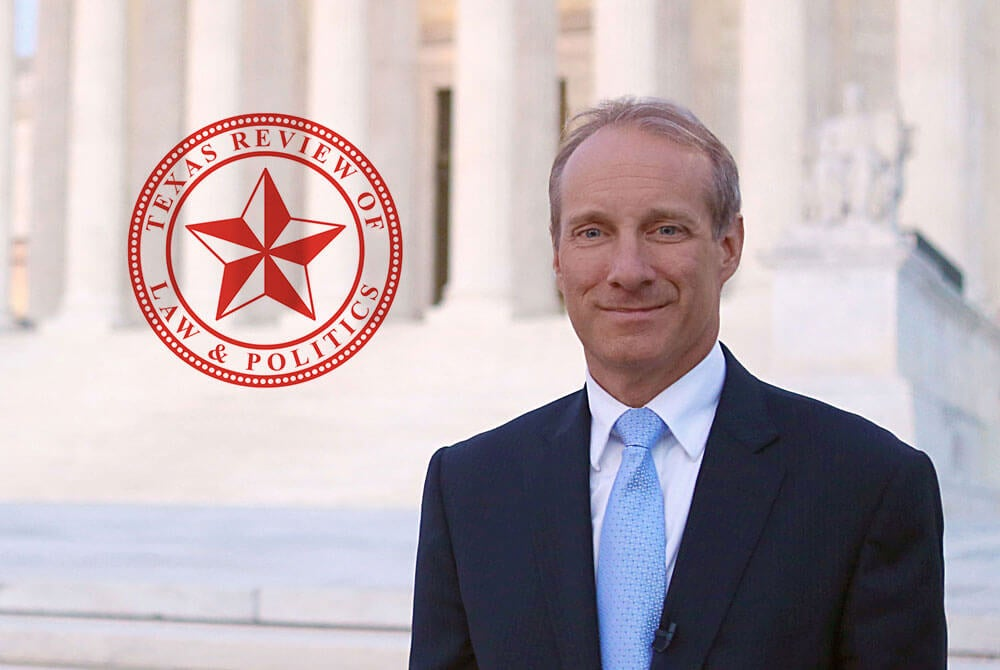 "Kelly Shackelford Named ""Jurist of the Year"" for Groundbreaking Efforts for Religious Freedom"