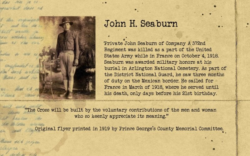 Bladensburg   John Seaburn   First Liberty