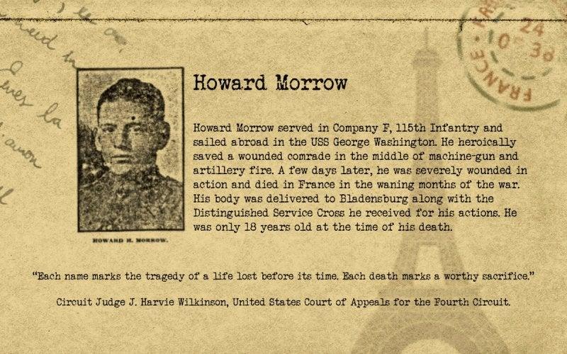 Bladensburg   Howard Morrow   First Liberty