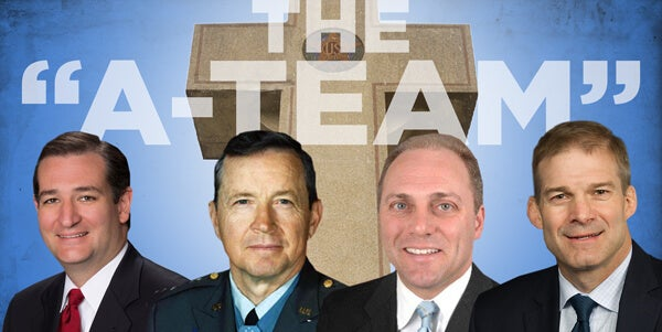 First Liberty | The A-Team