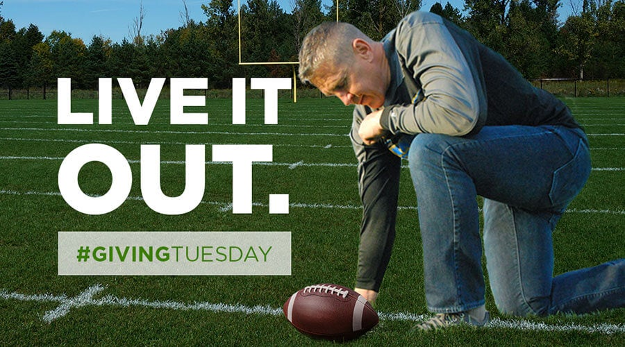 Giving Tuesday | Live Out Your Faith | First Liberty
