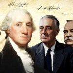 US Thanksgiving Presidential Proclamations | First Liberty