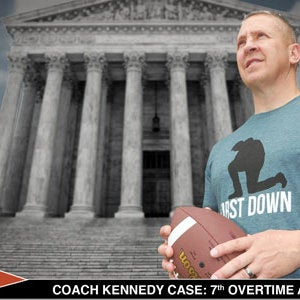 7th Overtime for Coach Kennedy | Supreme Court | First Liberty