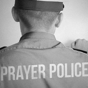Home Invasion   The Prayer Police   First Liberty