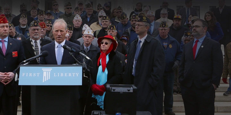 Bladensburg WWI Veterans Memorial   First Liberty
