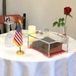 Pow Mia Remembrance Table | First Liberty