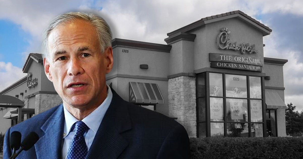 Texas Governor Fights for Chick-fil-A | First Liberty
