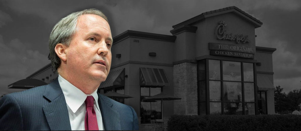 Texas Attorney General Ken Paxton | First Liberty