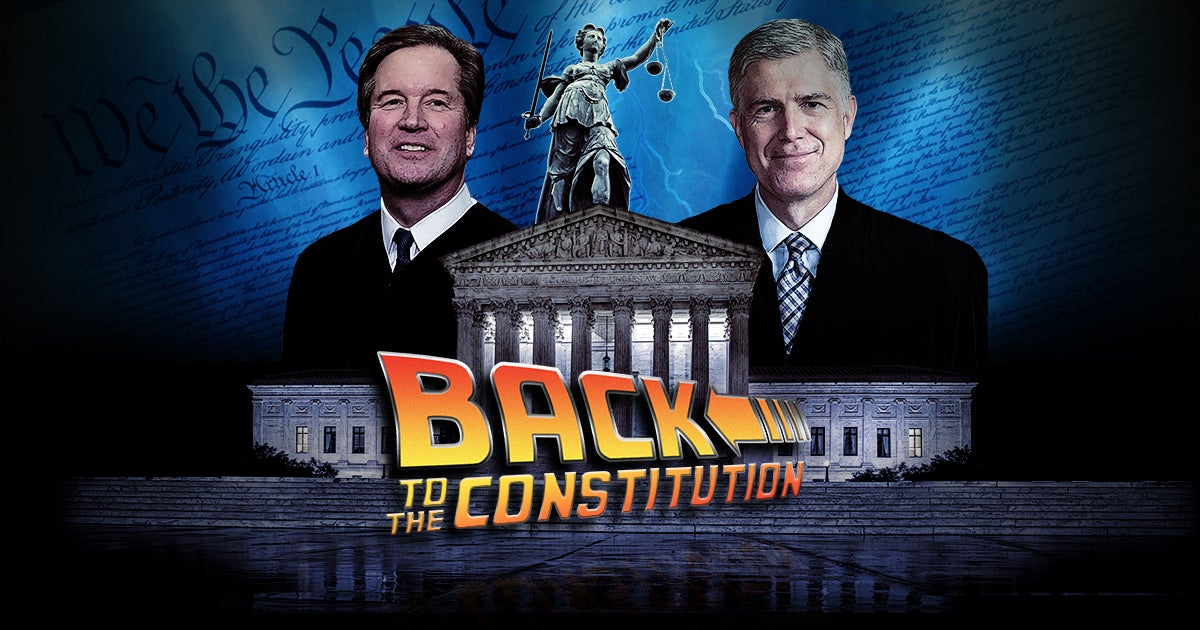 Back To The Constitution | First Liberty