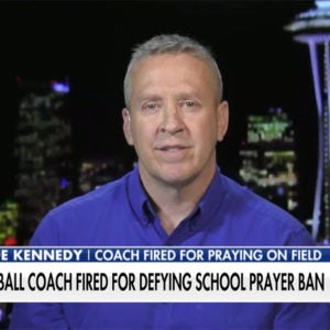 Coach Kennedy | Fox & Friends | First Liberty