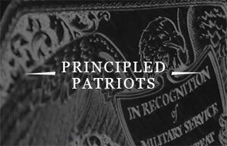 Principled Patriots | First Liberty Onderdonk Award