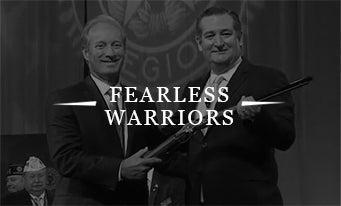 Fearless Warriors | First Liberty Onderdonk Award