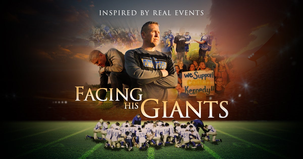 Coach Kennedy | Facing His Giants | First Liberty