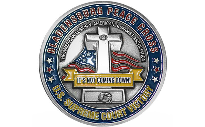 Bladensburg Commemorative Coin | First Liberty