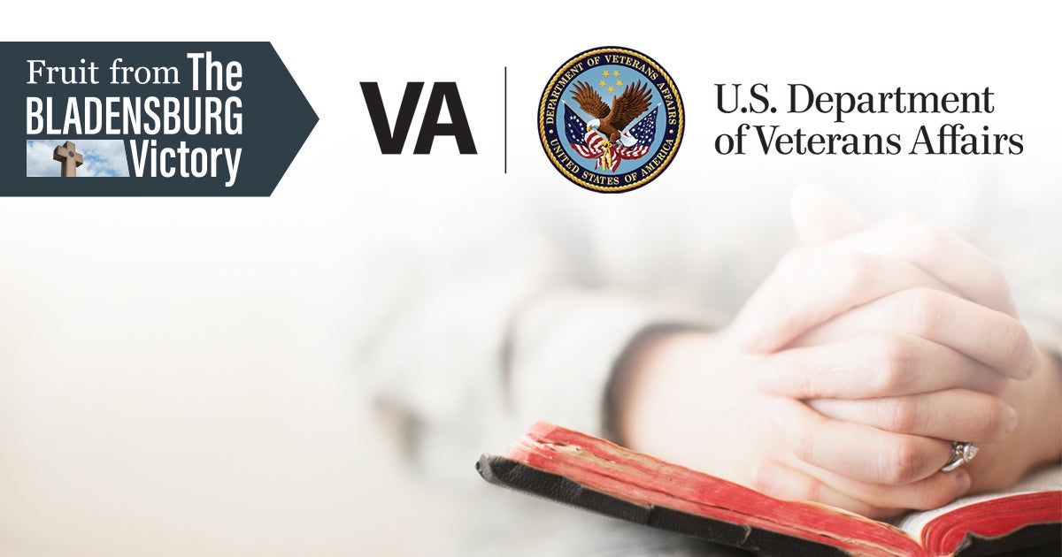 VA Lifts Bible Ban | First Liberty