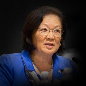 Senator Mazie Hirono | Religious Test | First Liberty