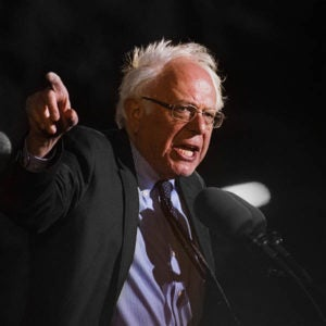 Senator Bernie Sanders | Religious Test | First Liberty