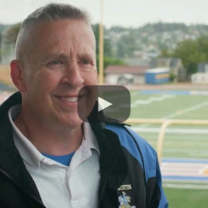 Coach Joe Kennedy | I've Got Blood in that Game | First Liberty
