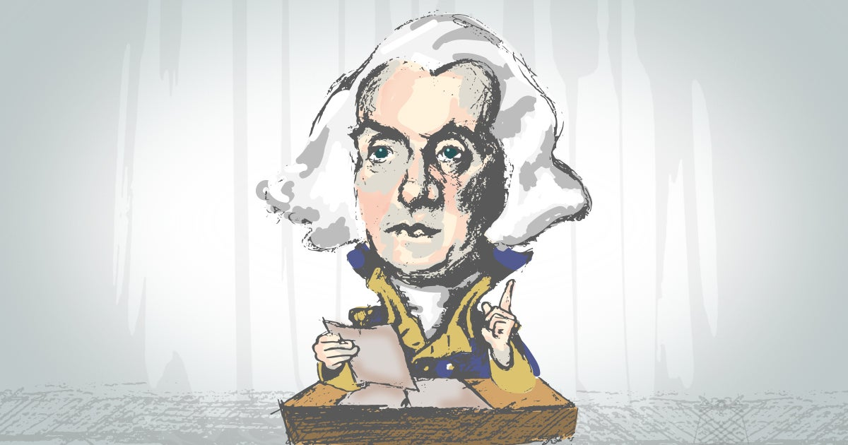 Founding Father Knows Best | First Liberty