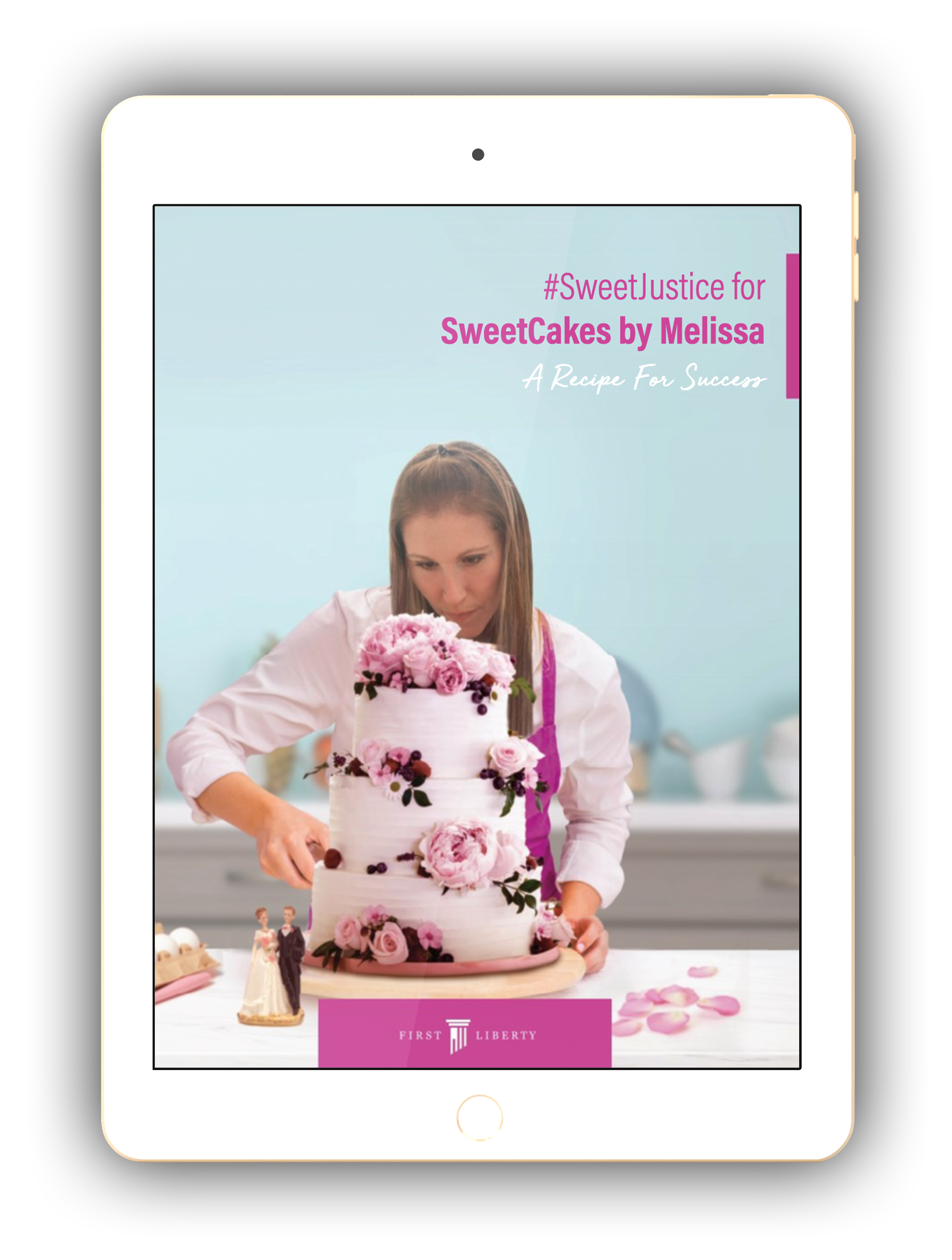 Support Melissa Klein | Sweet Cakes | First Liberty