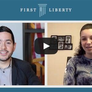 Daniela Barce Interview   First Liberty