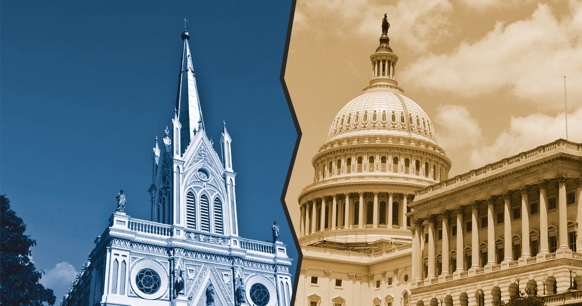Cooperation of Church and State   First Liberty