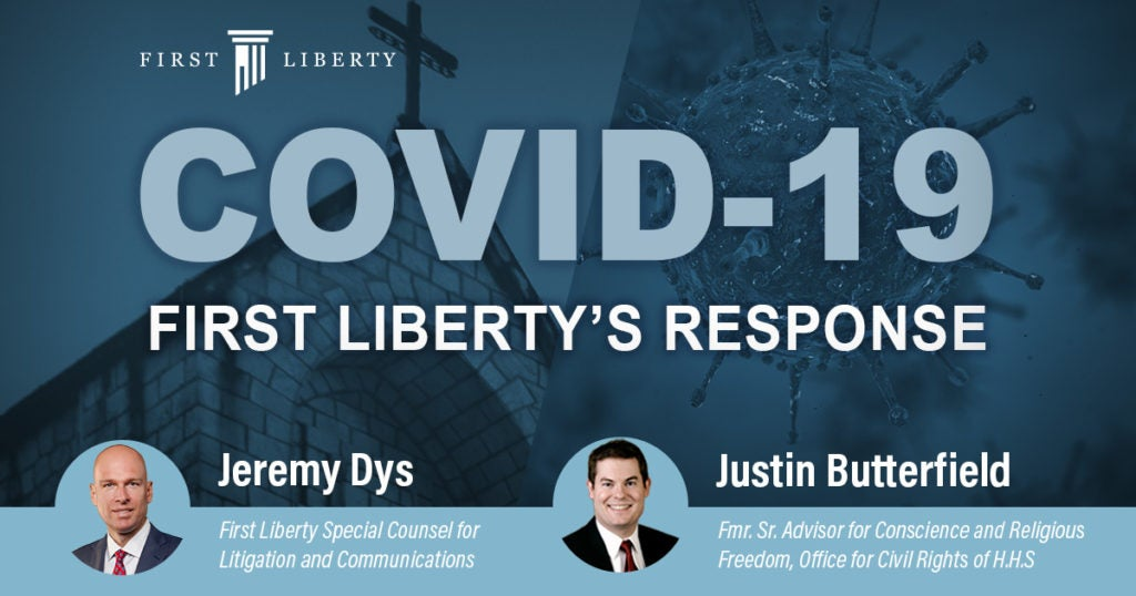 First Response Teleforum | First Liberty