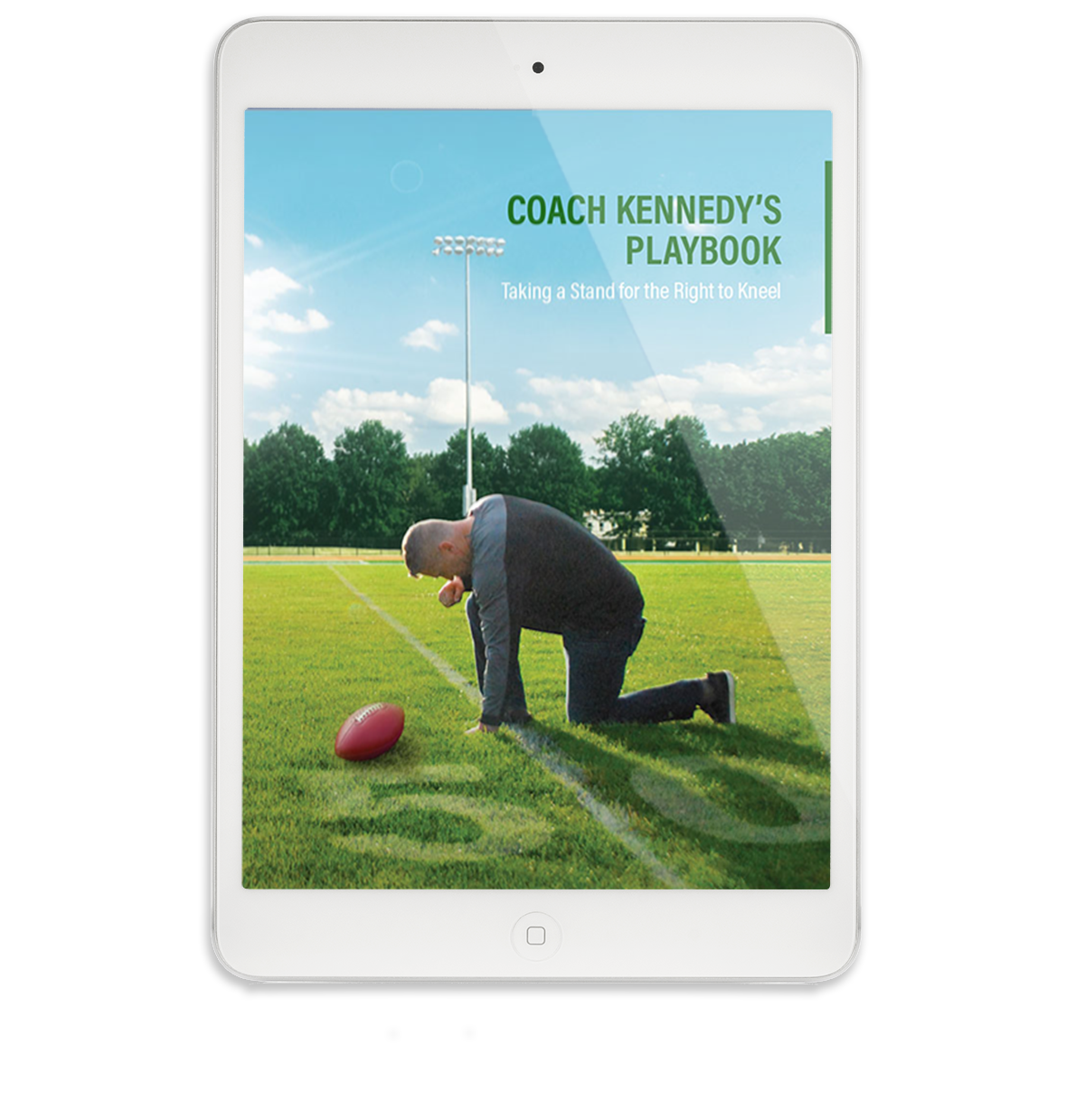 Kennedy Playbook iPad | First Liberty