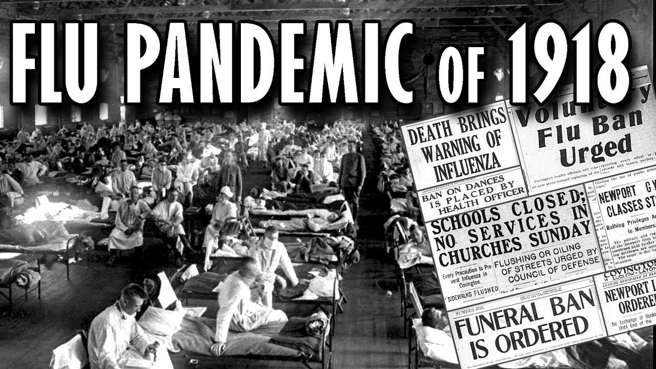 Flu Pandemic Of 1918 | First Liberty