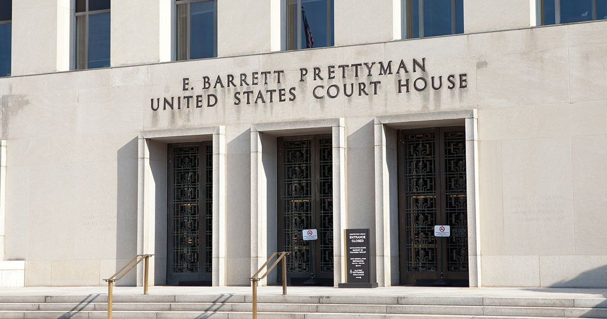 New Judicial Vacancy in D.C. Circuit | First Liberty