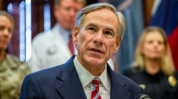 Governor Abbott | First Liberty