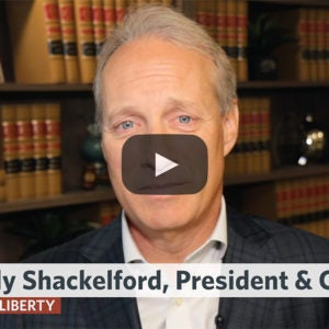 Kelly Shackelford's April 1st Update | First Liberty