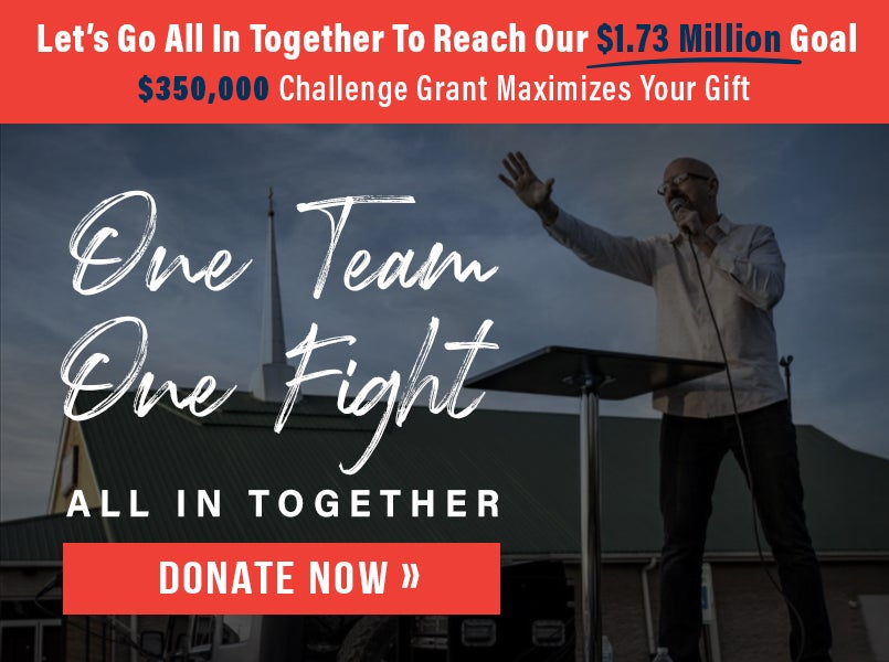 One Team - One Fight - All in Together   First Liberty
