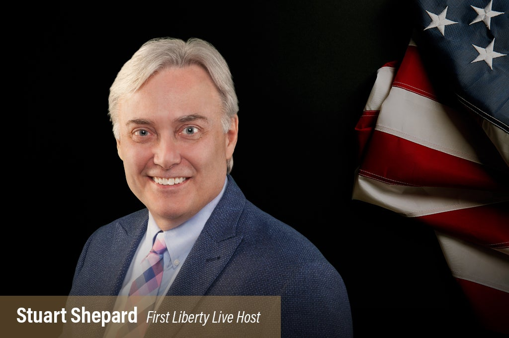 First Liberty Live!
