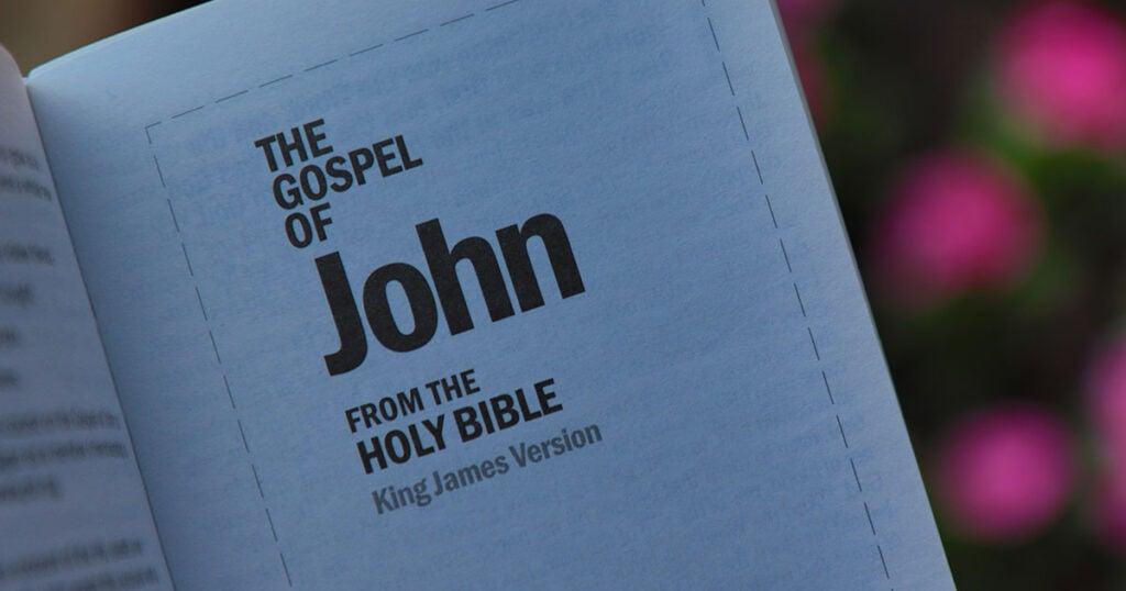 Gospel Of John | Gail Blair | First Liberty