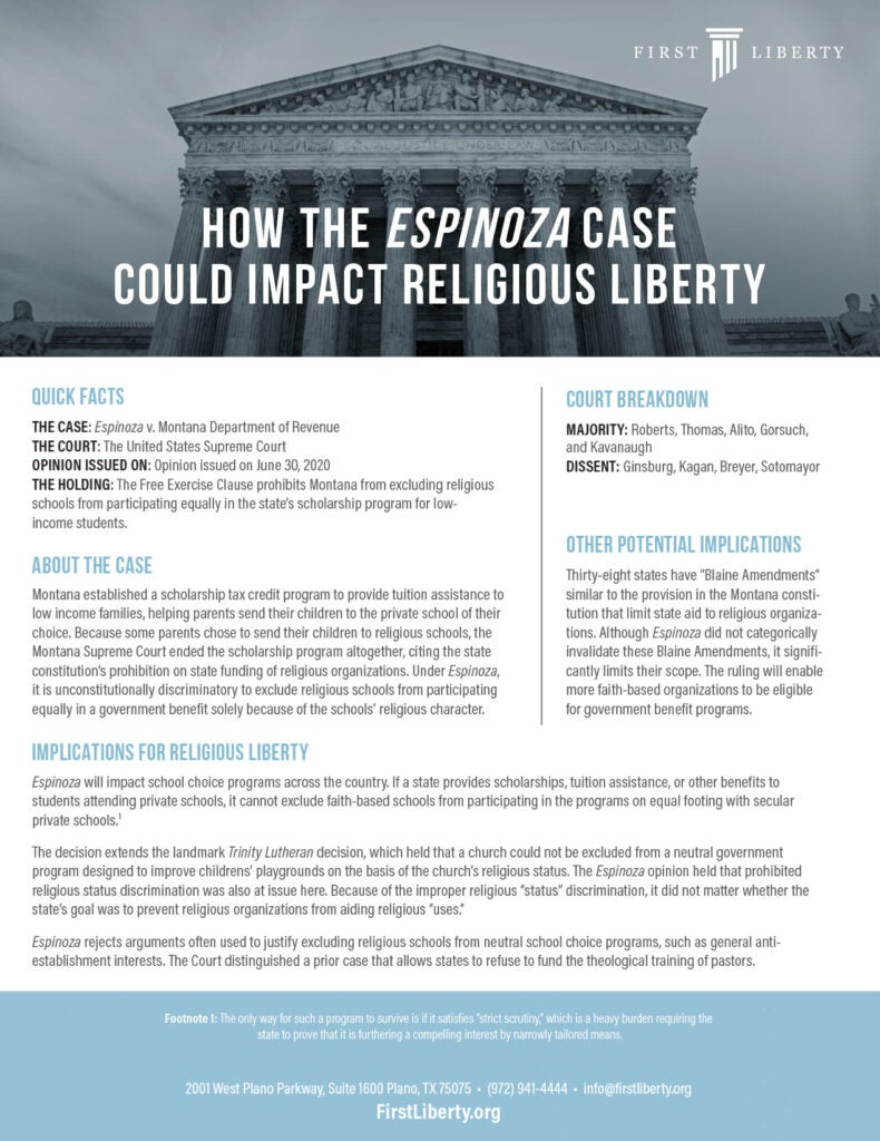 Espinoza Case One Sheeter