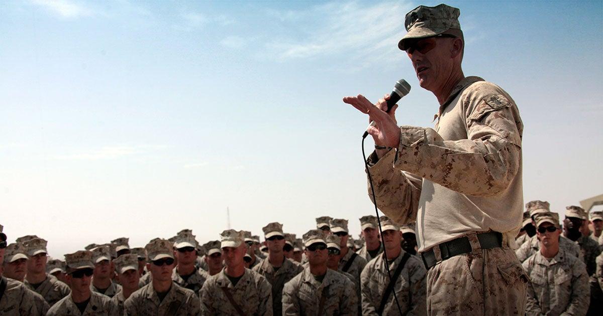 Fli Insider | MRFF Cancel's Corps