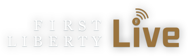 First Liberty Live Logo LONG