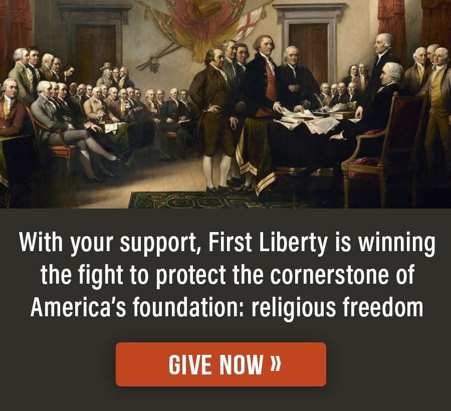 Founding Fathers Banner Ad