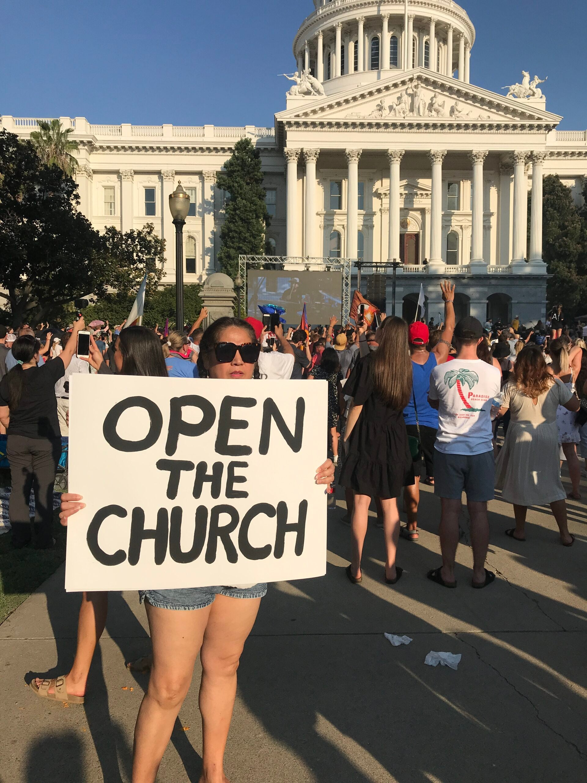 Open the Church | FLI in Cali