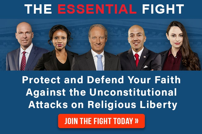 Join the Essential Fight | First Liberty