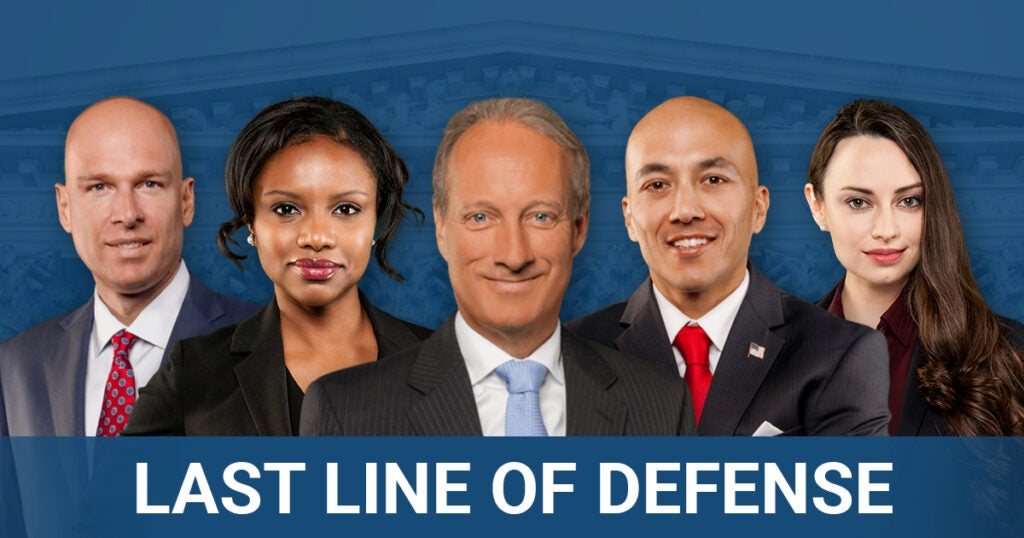 Last Line Of Defense Social