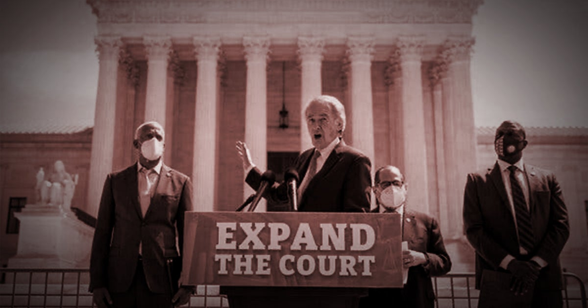 Expand The Court Graphic