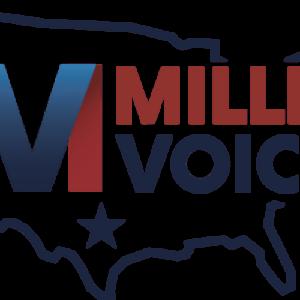 Million Voices Logo